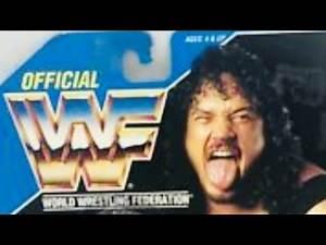 WWF (WWE) Samu Hasbro Figure review (Merry Christmas)