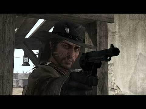 Red Dead Redemption Movie Trailer