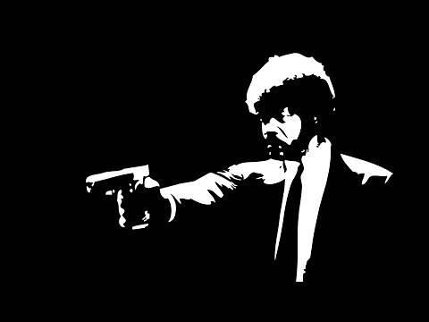 Pulp Fiction - Samuel L. Jackson Speech: Ezekiel 25:17