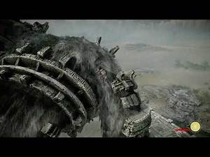 Shadow of the Colossus #3 3rd Colossus