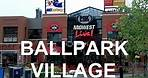 St. Louis Cardinals Ballpark Village Tour & AT&T Rooftop Seating Views Of Busch Stadium