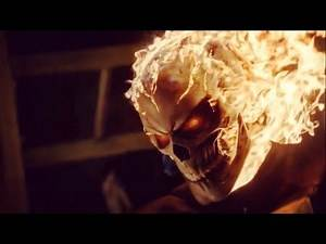 Ghost Rider First Transformation - Agent´s Of Shield Season 4 (2016) Robbie Reyers HD