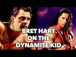 Bret Hart on Dynamite Kid (2015)
