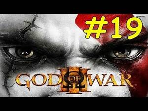 God Of War 3 Walkthrough - Part 19 Aphrodite's Chamber