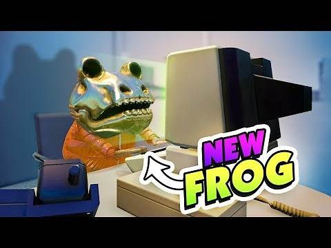 NEW AMAZING FROG GAME! - Amazing Frog V3 Beta
