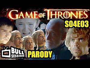 The Tywin King | Game of Thrones Abridged - S04E03