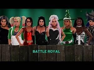 WWE 2K20 - HALLOWEEN BATTLE ROYAL