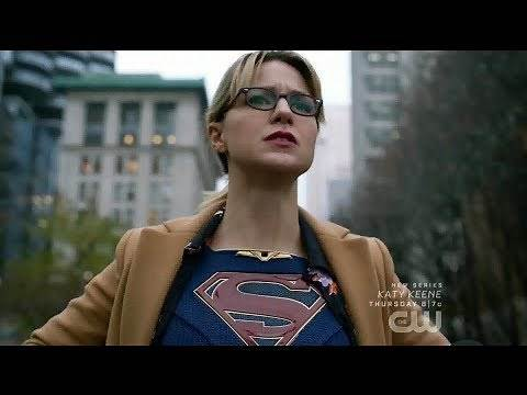 Supergirl 5x13 Supergirl reveals her identity to the world (Alternate Timeline)