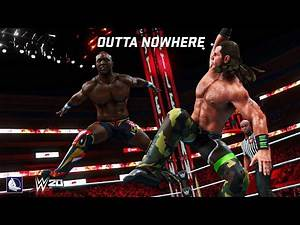 WWE '20 Top 30 Finishers Outta Nowhere! (Reversals / Counters)