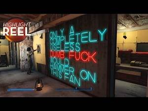 Highlight Reel #209 - Fallout 4 Player Makes Perfect Sign