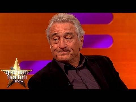 Robert De Niro Compares Donald Trump To A Gangster | The Graham Norton Show