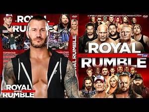WWE Royal Rumble Review Series Ep.30    Royal Rumble 2017 Full Match    Randy Orton Wins... Again?