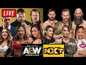 🔴 AEW Dynamite Live Stream & WWE NXT Live Stream April 15th 2020 - Full Show live reaction