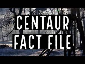 Centaur Fact File | 5 Facts About Centaurs