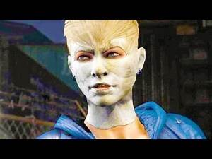 Mortal Kombat XL - Michael Myers Cassie Cage PC Mod Performs Intro Dialogues Vs All Characters