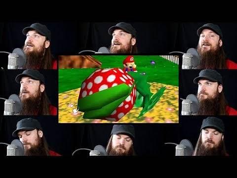 Super Mario 64 - Piranha Plant Lullaby 💤 Acapella