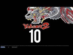 Yakuza 2 part 10 (Game Movie) (Story Walkthrough) (No Commentary)