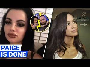 AJ Lee Appears w/ SPECIAL MESSAGE! (Paige Has Had Enough... ) WWE Draft BREAKING UP WWE Couples?