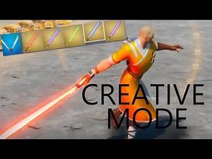 how to get light sabers in CREATIVE fortnite NO CLICKBAIT