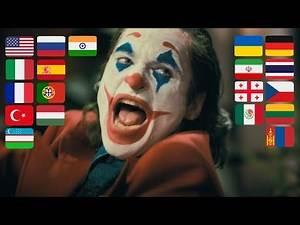 Gotham City: JOKER KILLS MURRAY scene | JOKER (2019) | 19 languages | Multilanguage
