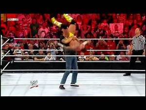 Kevin Nash Jackknife Powerbombs CM Punk AGAIN! At Night Of Champions