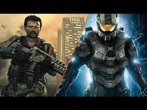 Call of Duty Black Ops 2 vs Halo 4 Rap Battle