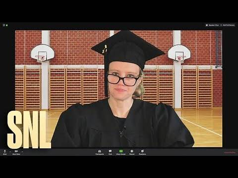 Trump Graduation Speech Cold Open - SNL