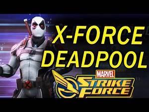 X-Force Rumors - Thanos Nerf - Mercs Amazing - MARVEL Strike Force - MSF