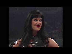 Guerrero & Chyna explain their recent actions | WWE Smackdown Apr. 06, 2000