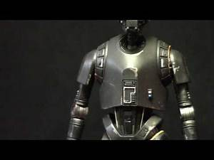 Rogue One K-2SO Review - Star Wars Hasbro Black Series #24