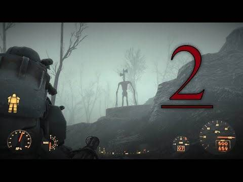 What happens when you kill Sirenhead? (Fallout 4 Mod Part 2)