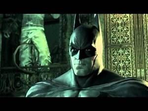 Talking Games: Story of Batman: Arkham City HD