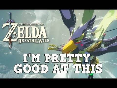 How to Totally Cheese Breath of the Wild's Champions' Ballad