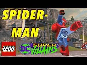LEGO DC Supervillains: Spider-Man Homecoming Custom Character!! #20