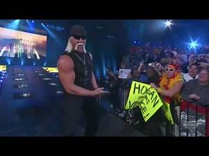 I watch WWE RAW and TNA IMPACT back to back from 2010