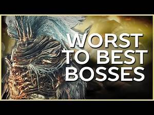 RANKING BOSSES FROM WORST TO BEST - Dark Souls 3