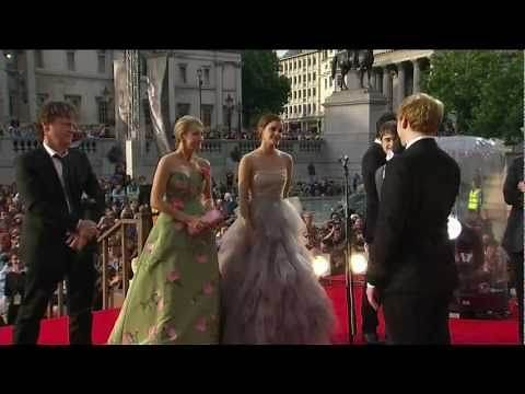 """""""Harry Potter and the Deathly Hallows - Part 2"""" Red Carpet Premiere"""