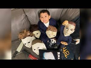 Michael Myers Masks Collection