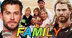 Chris Hemsworth (Thor) Family With Parents, Wife, Son, Daughter, Brother and Biography