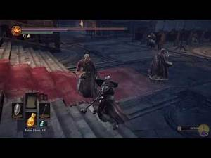 Dark Souls 3 Morning Star review/showcase