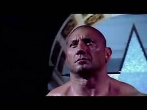 WWE Batista return promo