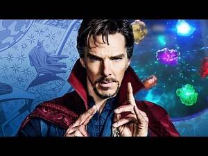 15 Things We Learned on the Set of Marvel's Doctor Strange