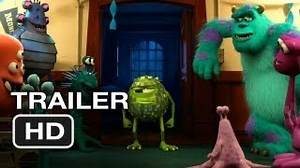 Monsters University Official Teaser 1 2013 Monsters Inc Prequel Pixar Movie Hd
