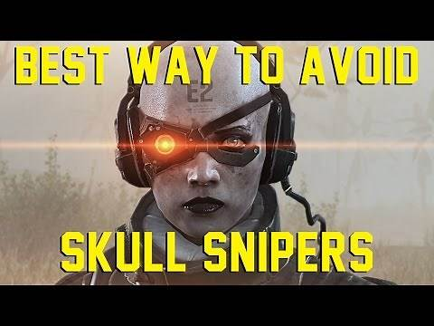 Best Way to Avoid Skulls Snipers - MGS 5: The Phantom Pain Mission 28 Code Talker Guide
