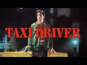 Analysis: Martin Scorsese's Taxi Driver