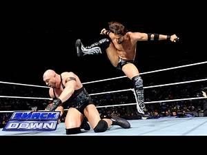 Justin Gabriel vs. Ryback: SmackDown, June 28, 2013