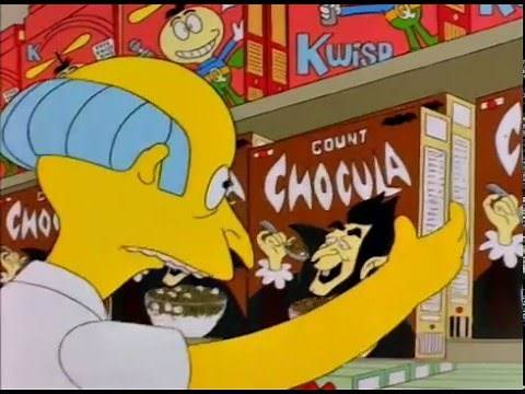 I'm Shopping! (The Simpsons)