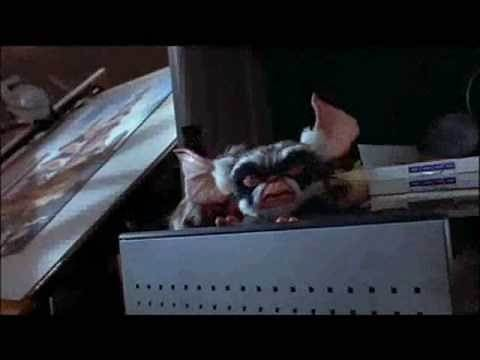 Gremlins 2 Music Video (Jerry Goldsmith)