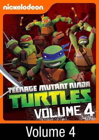 Teenage Mutant Ninja Turtles: Volume 4 Episode 12 The Invasion