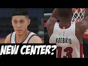 NBA 2K18 Suns MyGM   It *Might* Be Time For Our First Trade - New Center?